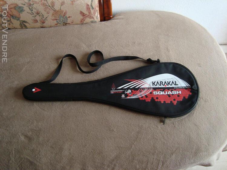 Karakal squash housse de protection pour raquette
