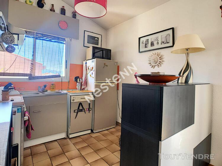 Appartement perpignan 3 pièces avec garage