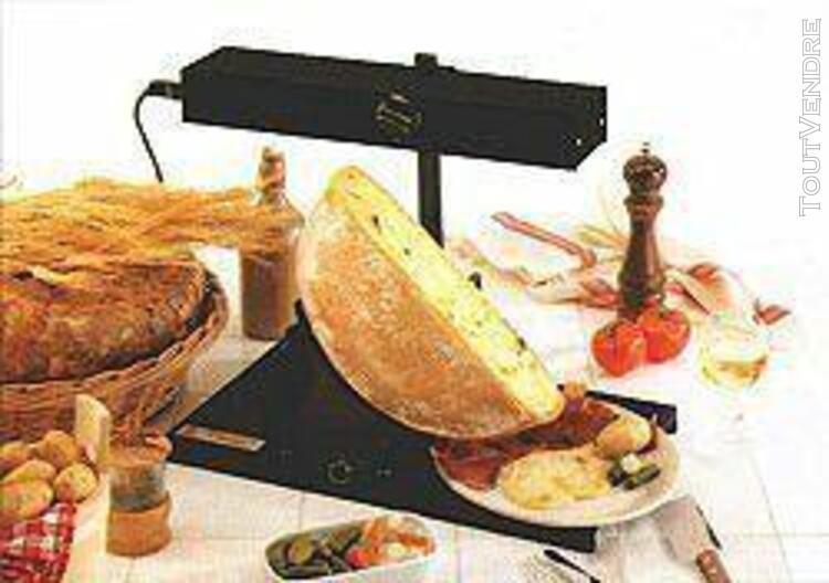 bron-coucke bron-coucke alpage - raclette de fromage - 850 w