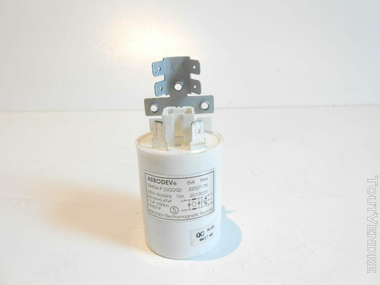 filtre antiparasites 10a 0.47uf réf: dnf06-p (ugdq)