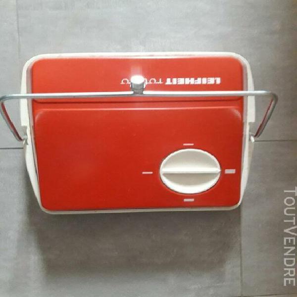 leifheit balai mécanique vintage leifheit rotaro rouge