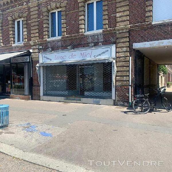 Local commercial sotteville les rouen 1 pièce(s) 32 m2