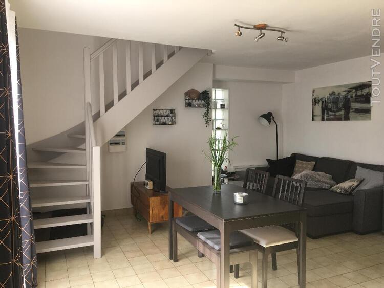 Maison - 3 piece(s) - 62.25 m2