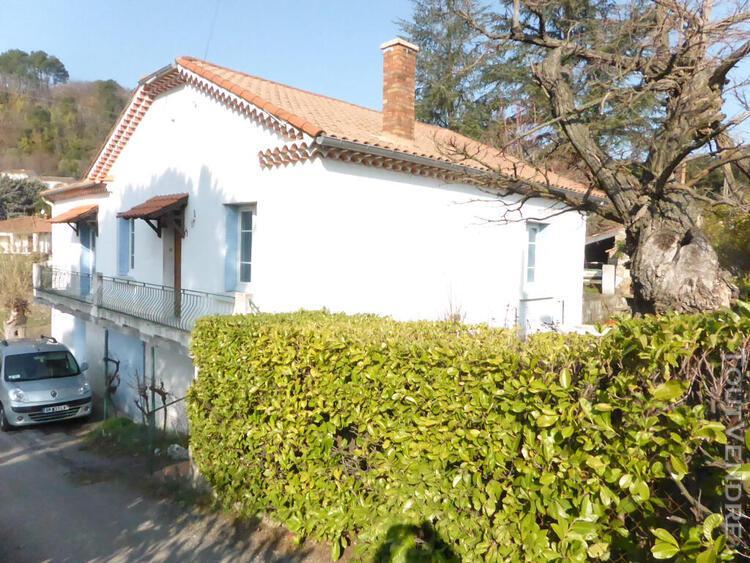 Maison type 3 de 86m² sur 395m² de terrain plus