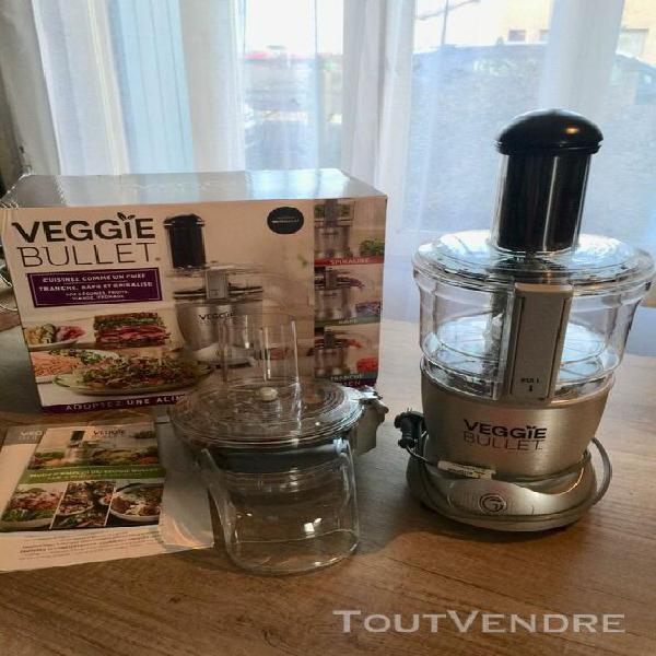 nutribullet robot de cuisine veggie bullet