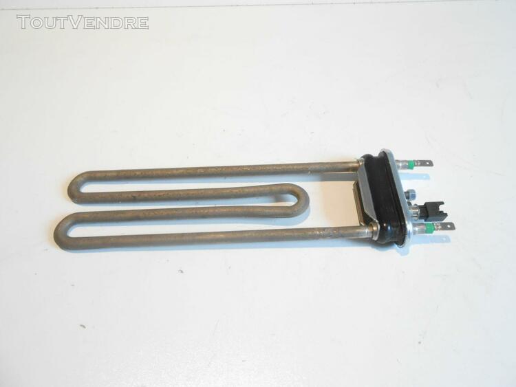 résistance thermoplongeur réf: 32016813 lave linge