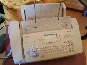 Sagem philips faxjet 375 téléphone - fax - sms