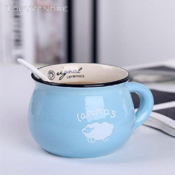 tasse en céramique tasse de dessin animé et mignon mug