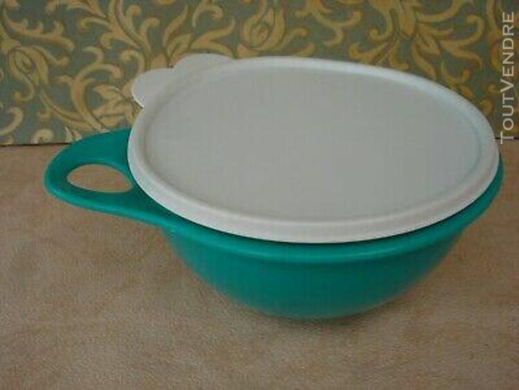 Tupperware saladier où bol pouce vert - 1,4 litre couvercle