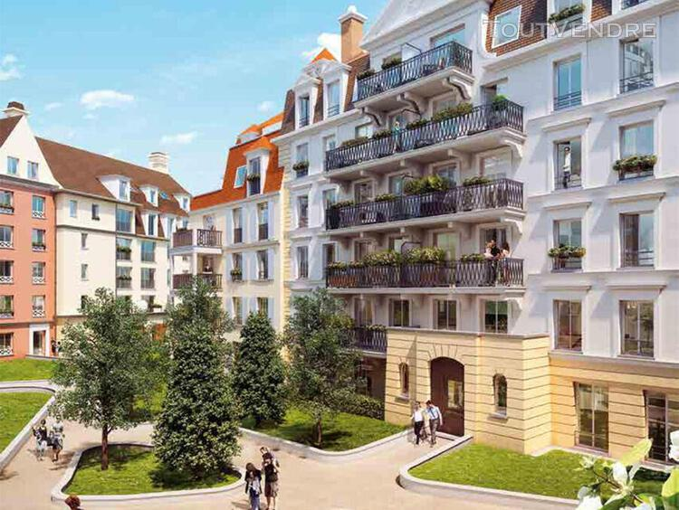 Vente appartement seine saint denis le blanc mesnil