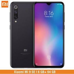 Xiaomi mi 9 se 4g téléphone débloque 6go+64go octa core