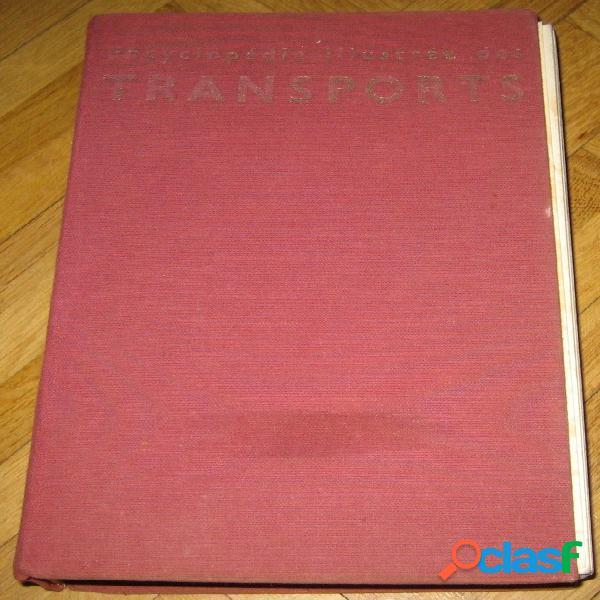 Encyclopédie illustrée des transports, jan tuma