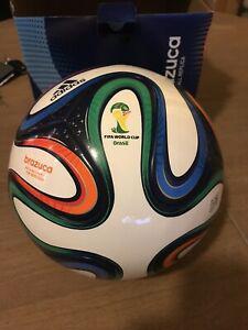 adidas brazuca top-replique football soccer ball match