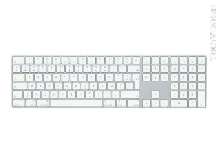apple apple magic keyboard with numeric keypad - clavier - b