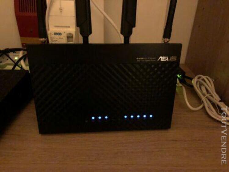 asus 4g-ac68u routeur sans fil gigabit ac1900 4g chat lte 6