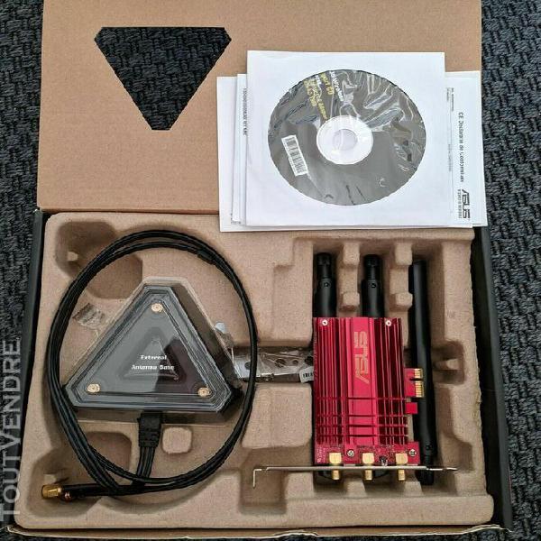 asus pce-ac68 dual-band pci-e adapater 802.11 ac wireless-ac