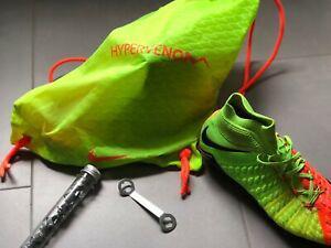 Chaussures crampons foot nike vissés hypervenom 41