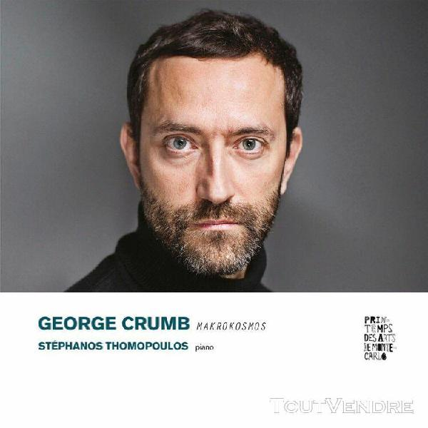 George crumb stéphanos thomopoulos