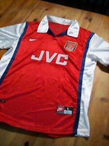 maillot collector arsenal taille l saison 1998
