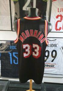 maillot jersey nba basketball miami heat mourning authentic