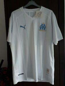 maillot marseille o.m ligue 1 2019 2020 taille m
