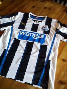 maillot newcastle saison 2014 taillle s