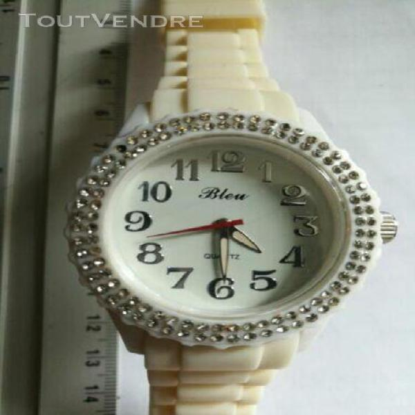 Montre stainless steel back vintage