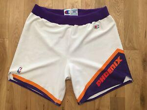 phœnix suns authentic nba champion shorts game issued