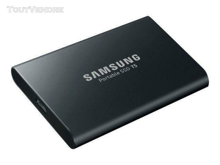 samsung samsung portable ssd t5 mu-pa1t0 - disque ssd - chif