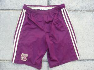 short olympique lyonnais lyon 2011 adidas third bordeaux