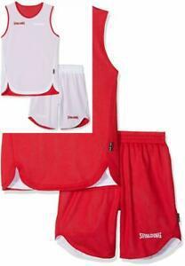 spalding - double face kit reversible junior - kit maillot
