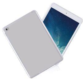 Ultra clear transparent tpu silicone souple pour ipad