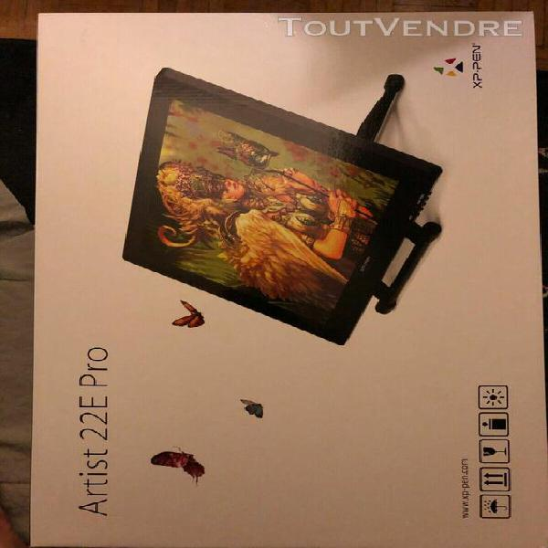 xp-pen artist22e pro 22inch fhd ips drawing tablet