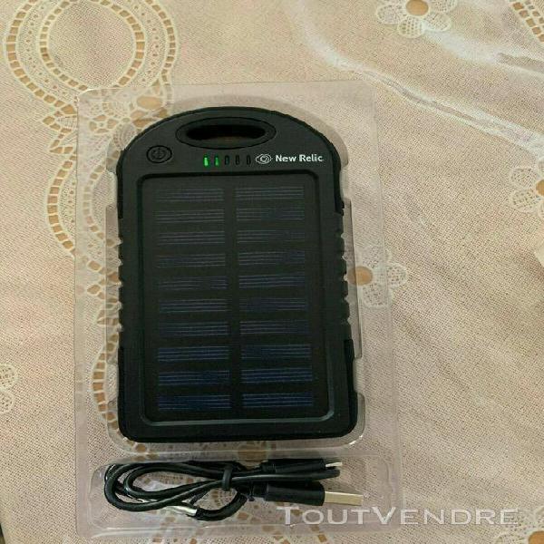 Chargeur de secours electrique et solairex2