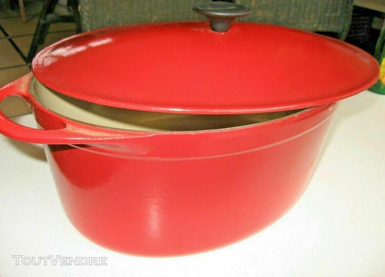 Cocotte cousances 32 ovale