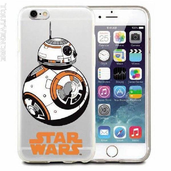 Coque star wars bb-8 iphone 6/6s
