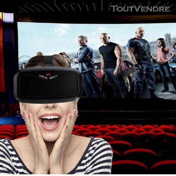 Ebtek vr lunettes vidéo 3d casque de réalité virtuelles