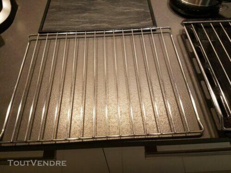 grilles lèche frites four