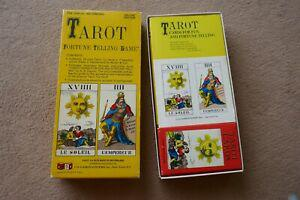 Le circa 14th siècle tarot fortune telling suisse 1970 -