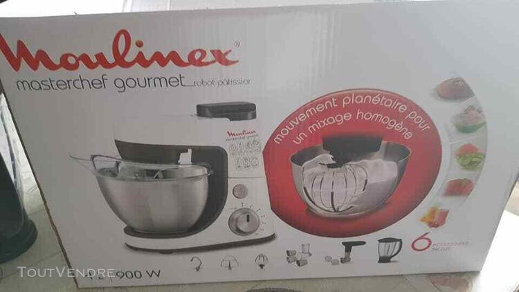 masterchef gourmet moulinex +6 accessoires