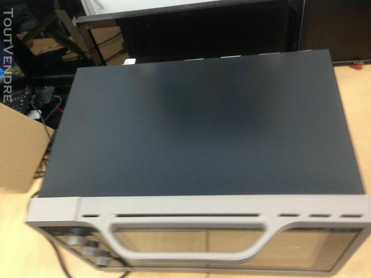mini four / four posable rowenta oc384800 gourmet 2200 watts
