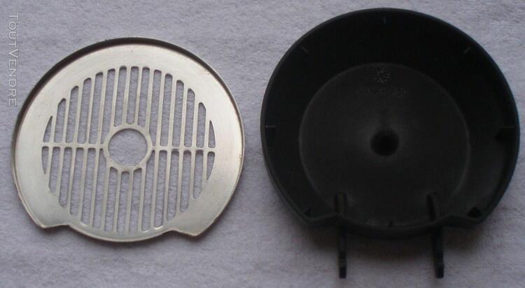 ms-621026 / ms-621027 bac récupérateur + grille inox