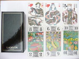 Playing card, cartes à jouer anciennes, spielkarten, jeu de