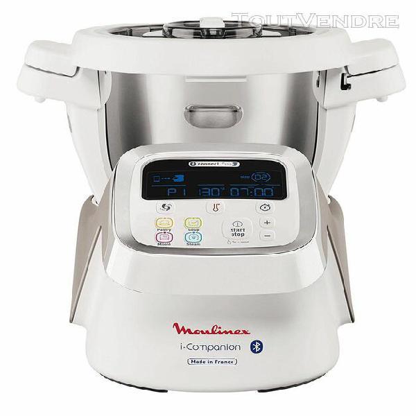 robot cuiseur connecté moulinex i-companion hf900110 - 1550