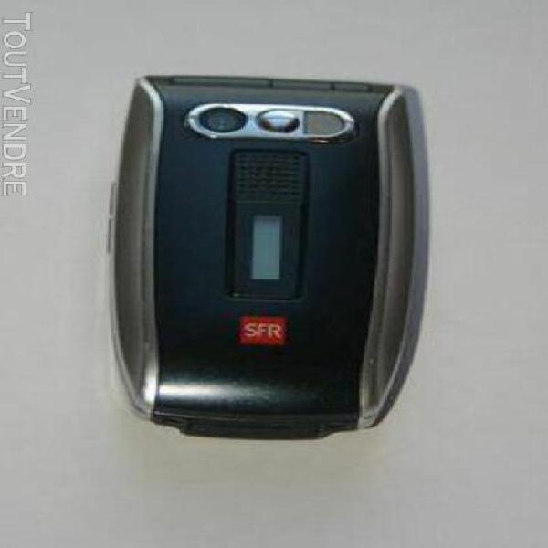 Sharp sharp gx25 noir