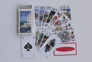 Tarot du pays basque, 78 cartes neuves, boite moyenne mais