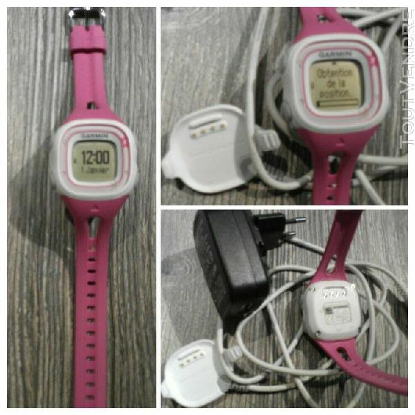 Garmin forerunner 10 watch rose