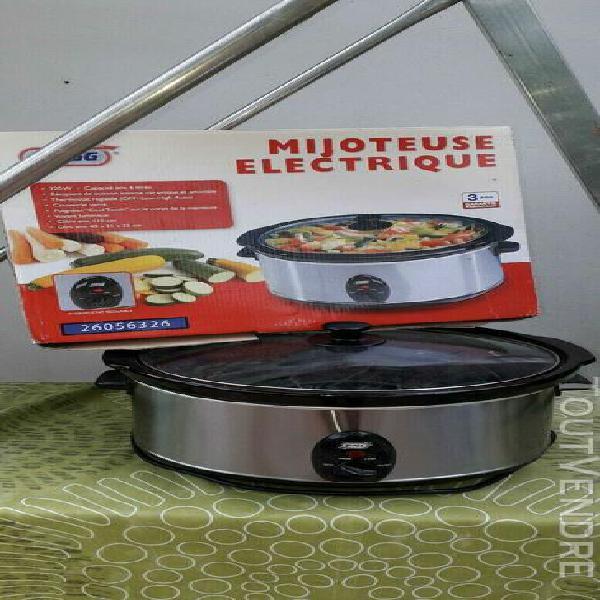 Chauffe-eau 1 l QUIGG noir neuf neuf dans sa boîte 2000 W