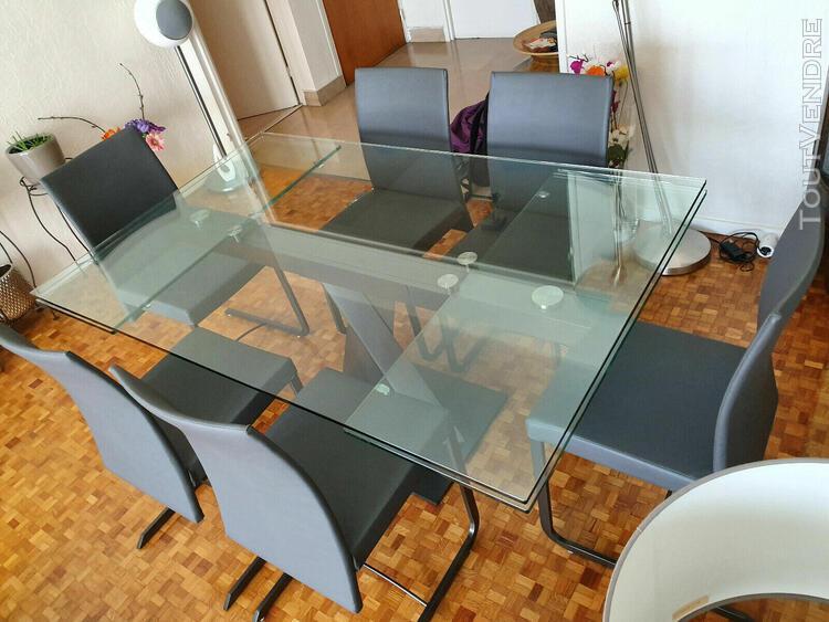 Table chaises roche bobois 【 OFFRES Octobre 】 | Clasf