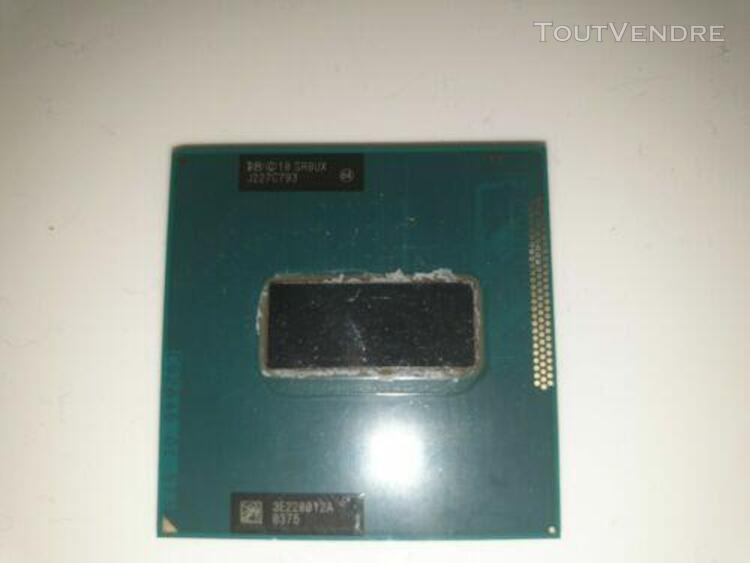 Cpu sr0ux processeur intel core i7 3630qm